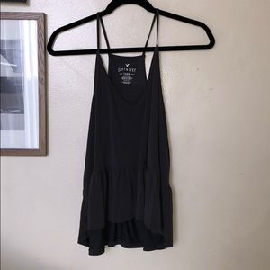 Gray American Eagle Soft and Sexy Tank
